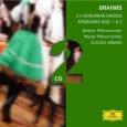 BRAHMS:21 HUNGARIAN DANCES,SERENADES