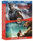 BD 2PACK BEOWULF/10,000 BC (2BD)
