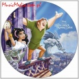 SONGS FROM THE HUNCHBACK OF NOTRE DAME LP