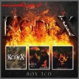 KODEX BOX 3CD