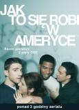 JAK TO SIĘ ROBI W AMERYCE, SEZON 1 (2 DVD)