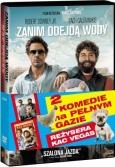 DVD 2 PACK KAC VEGAS/ZANIM ODEJDĄ WODY (2D)