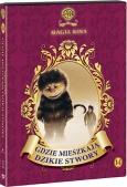 GDZIE MIESZKAJĄ DZIKIE STWORY (DVD) (MAGIA KINA)