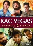 DVD 2 PACK KAC VEGAS/KAC VEGAS 2- IMPREZOWY PAKIET Z GADŻETAMI