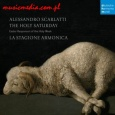 ALESSANDRO SCARLATTI: EASTER RESPONSORI OF THE HOLY WEEK - THE HOLY SATURDAY