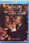 ABBADO CONDUCTS THE LUCERNE FESTIVAL ORCHESTRA, MAHLER 5 - BLU-RAY