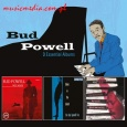 3 ESSENTIAL ALBUMS (JAZZ GIANT, BLUES IN THE CLOSET, THE GENIUS OF BUD POWELL)