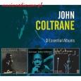 3 ESSENTIAL ALBUMS (BLUE TRAIN, COLTRANE TIME, THE PARIS CONCERT)