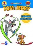 TOM I JERRY: ZIMOWE SZALEŃSTWA (2 DVD)