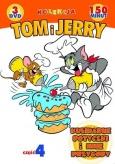 TOM I JERRY: KULINARNE POTYCZKI I INNE PRZYGODY (3 DVD)