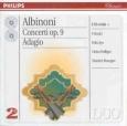 ALBINONI:COMPLETE CONCERTOS OP.9 (DUO)