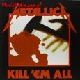 KILL 'EM ALL LP