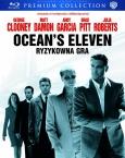 OCEAN'S ELEVEN: RYZYKOWNA GRA PREMIUM COLLECTION (BD)