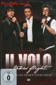 IL VOLO...TAKES FLIGHT