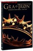 GRA O TRON, SEZON 2 (5 DVD)