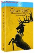 GRA O TRON, SEZON 2 (5 BD) WYDANIE SPECJALNE DIGIPACK