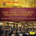NEW YEAR'S CONCERTS LEGENDARY RECORDINGS