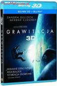 GRAWITACJA 3-D (2BD)