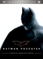 BATMAN POCZĄTEK (2D) PREMIUM COLLECTION