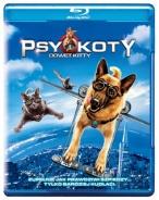 PSY I KOTY: ODWET KITTY (BD+DVD) COMBO