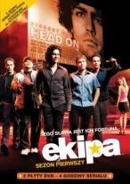 EKIPA, SEZON 1 (2 DVD)