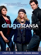 DRUGA SZANSA, SEZON 1 (3 DVD)