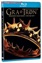GRA O TRON, SEZON 2 (5 BD)
