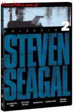 PAKIET S. SEAGALA #2 (4 DVD)